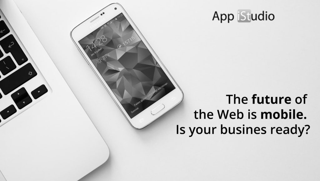 App iStudio - Web Design for Mobile Future